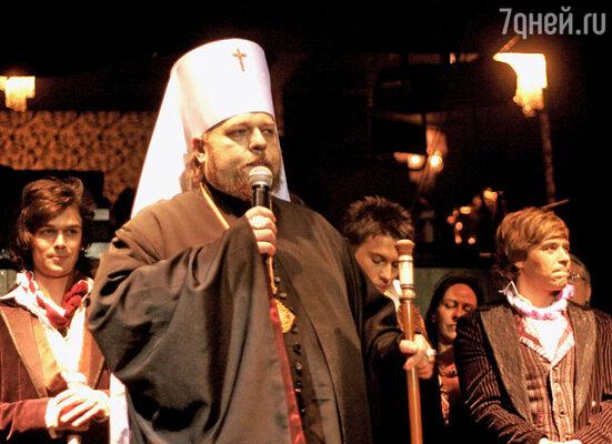 Почетный гость юбиляров – митрополит Сергий, управляющий Приходами Центральной и Южной Америки