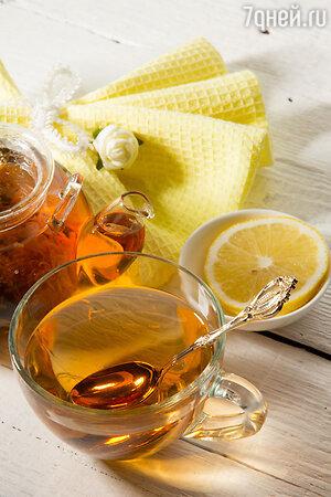 Витаминный напитка из хвои