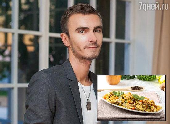 Рома Кенга (Грибной салат)