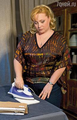 Сашина жена родила, я стирала и гладила ее белье, лепила для нее пельмени
