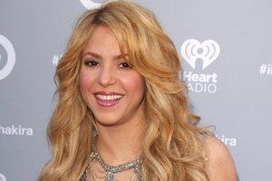 Певица Шакира исполнила главную песню в анимационном диснеевском фильме «Зверополис»