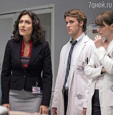 Лиза Эдельштейн в сериале «Доктор Хаус»