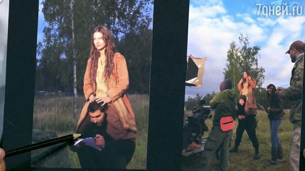 Елизавета Боярская  в программе «Вечерний Ургант»