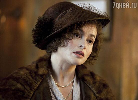Лучшей актрисой второго плана может стать  Хелена Бонем Картер (Кадр фильма «Король говорит!»)