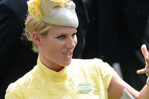 Внучка Елизаветы II Зара Филлипс ждет второго ребенка?
