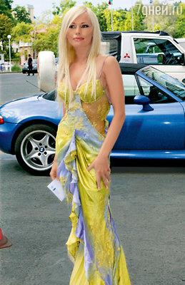 Елена Корикова (2005 г.)