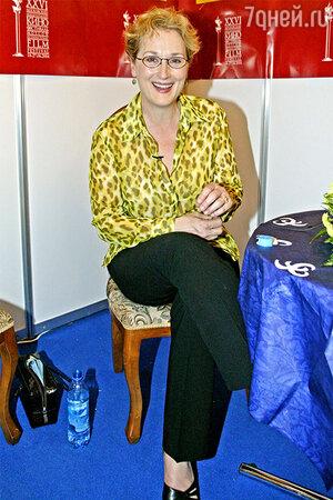 Мэрил Стрип, 2004 год