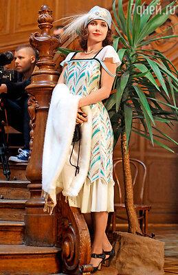 Екатерина Климова пришла в восторг от модных нарядов начала прошлого века