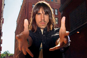 Энтони Кидис: как солист Red Hot Chili Peppers нашел свою любовь и был жестоко обманут