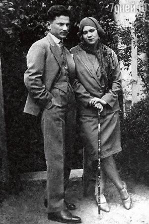 Шульженко прожила с Коралли много лет» Фото 1930 г.