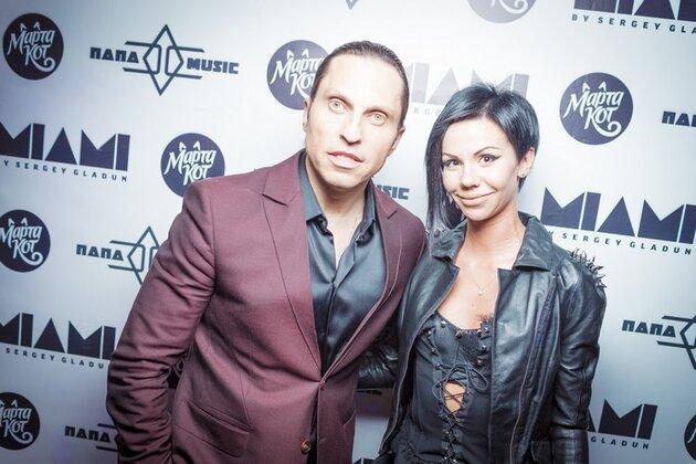 Александр Ревва и Марта Кот