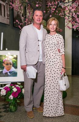 Алена Бабенко с супругом