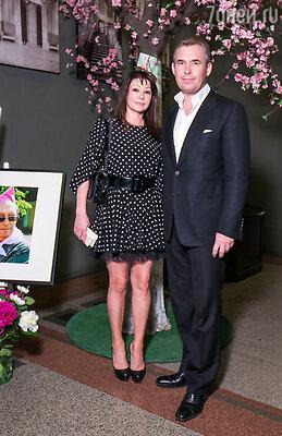 Павел Астахов с супругой