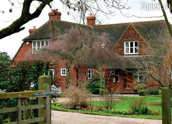 Дом семьи Миддлтон, в котором прошло детство Кейт