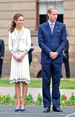 ... многие подозревают, что молодая герцогиня страдает анорексией и поэтому не может забеременеть и выносить здорового ребенка