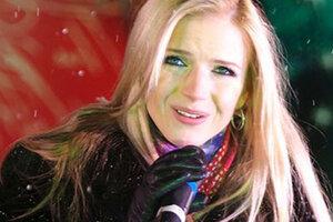Юлия Михальчик заметает зиму дуэтом