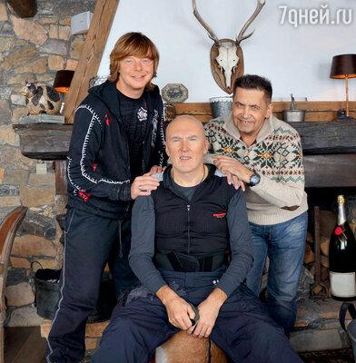 Андрей Григорьев-Апполонов, Игорь Матвиенко и Николай Расторгуев