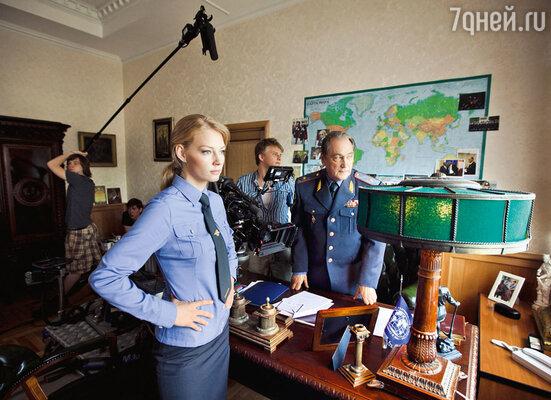 В новом сезоне в сериале появятся новые персонажи: генерала Асеева сыграет легендарный Владимир Коренев
