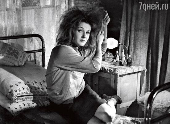 Роль Анфисы сыграла Светлана Дружинина...