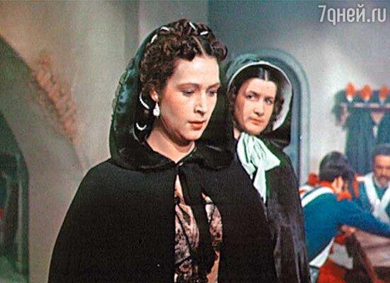 Кадр фильма  «Овода»