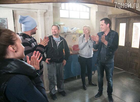 Последние серии популярного сериала будут показаны на канале СТС с 12 ноября