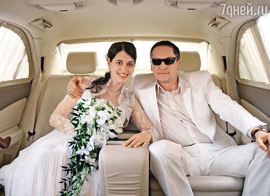 «Надеюсь, что мой нынешний брак — на всю оставшуюся жизнь!»