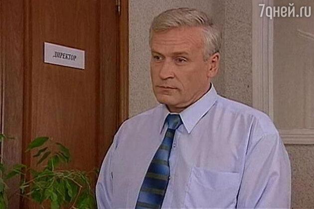Борис Невзоров в сериале «Простые истины»