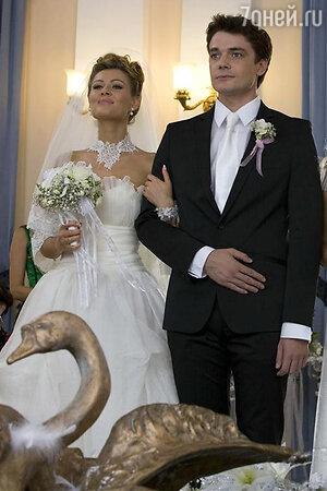Мария Кожевникова в фильме «Свадьба по обмену» свадьба