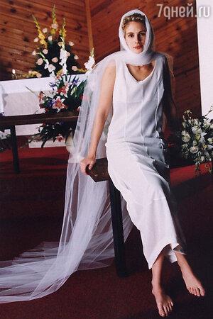Лайл Ловетт Джулия Робертс свадебное платье