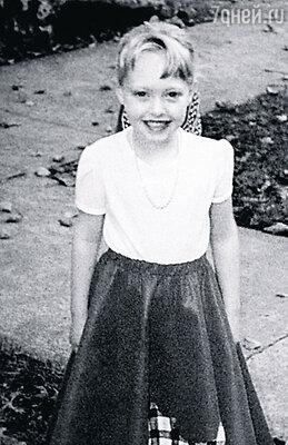 Аманда уже в семь лет все о себе прекрасно знала: что будет актрисой, ну, или певицей на худой конец