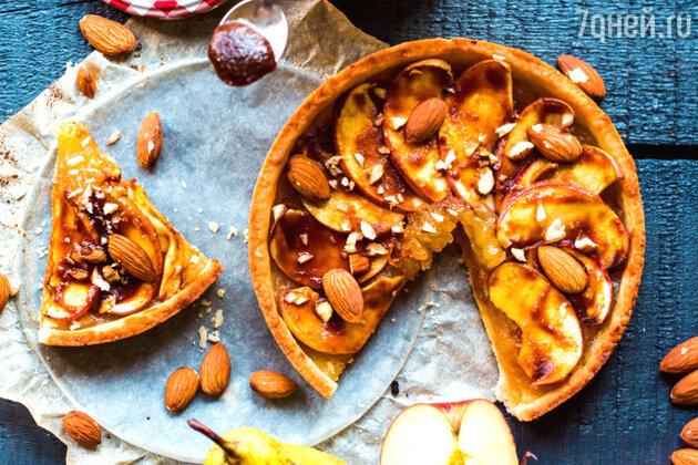 Идеальный яблочный пирог: рецепт от шеф-повара Гордона Рамзи