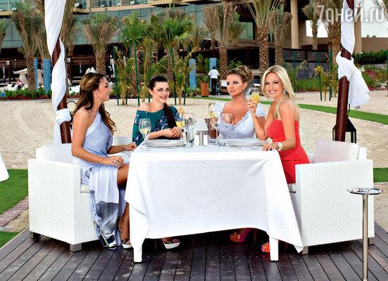 ��������� �������, ��������� �������, ���� ��������� � �������� �������� �� ������ � ����� �Rixos The Palm Dubai�