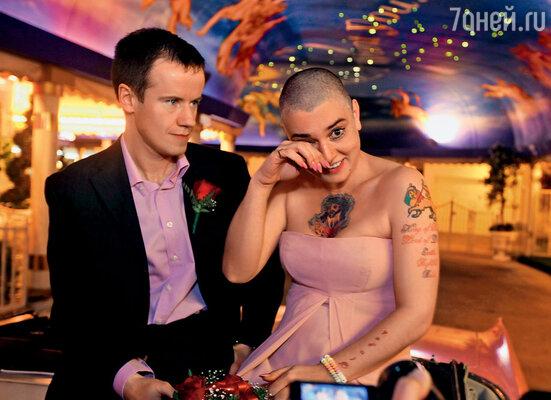 После свадьбы Барри Херридж и Шинед сели в розовый Cadillac и отправились в гостиницу