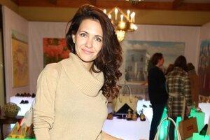 Екатерина Климова посетила презентацию новой коллекции обувного бренда