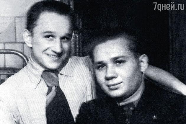 Николай и Евгений Леоновы