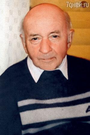 Брат Евгения Леонова Николай Леонов