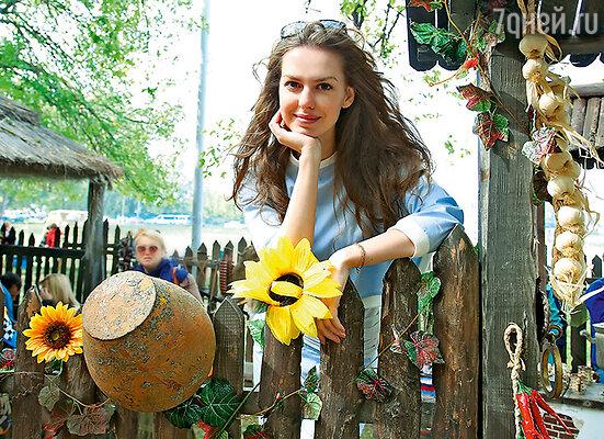 Лянка Грыу впервые побывала на Кубани