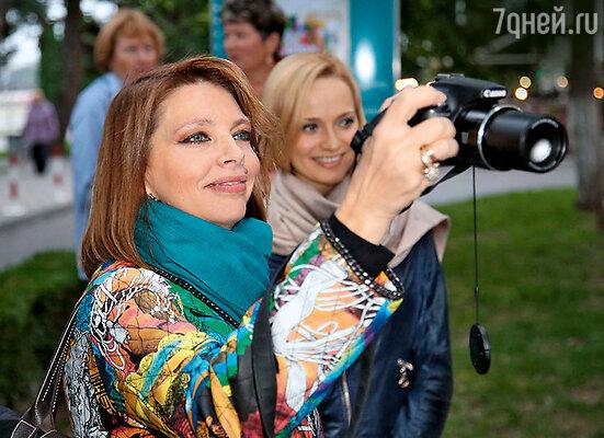 Екатерина Рождественская привезла из Анапы много ярких фотографий