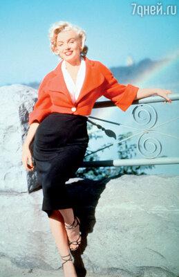 Прическа Мэрилин Монро— суперхит 50-х годов прошлого века