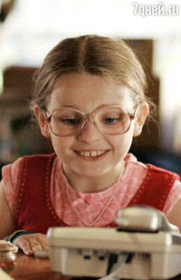 Кадр из фильма «Маленькая мисс Счастье»