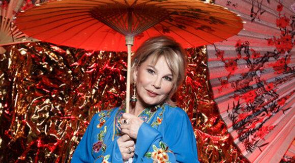 Татьяна Веденеева, Юлия Барановская и другие звезды встретили Китайский Новый год в экзотических костюмах