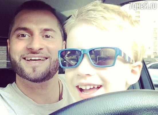 Иракли с сыном