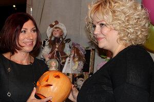 Роза Сябитова отметила Хеллоуин по-русски