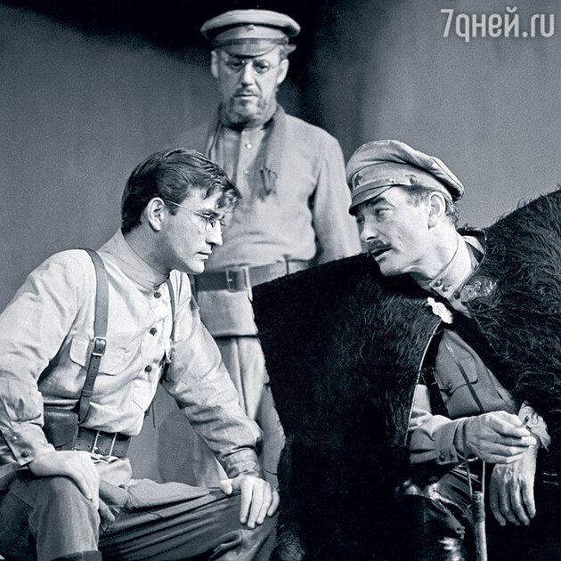 Юрий Гребенщиков, Петр Глебов и Александр Роговин