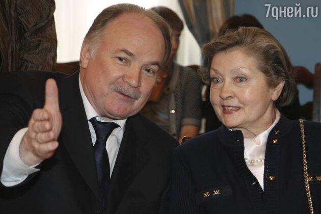 Николай Губенко и Жанна Болотова
