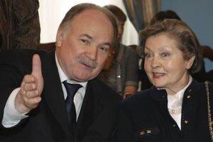 Война Николая Губенко и Жанны Болотовой закончилась их свадьбой