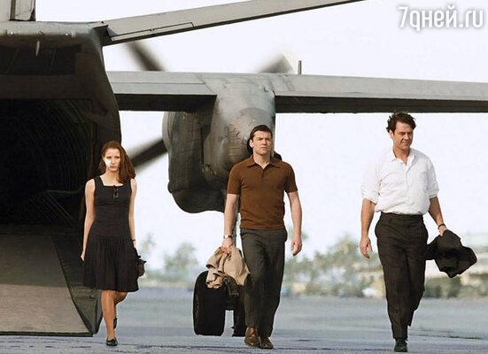 Кадр фильма «Расплата»