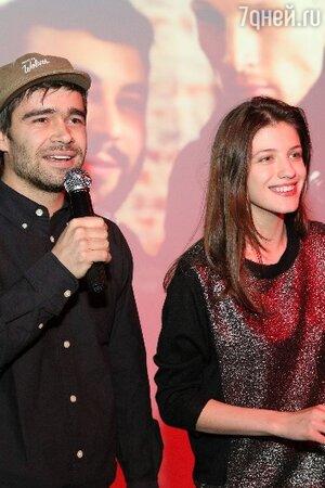 Петр Федоров и Анна Чиповская
