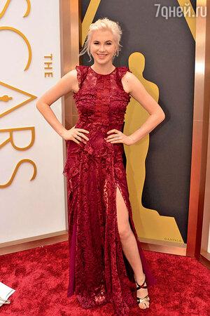 Айрлэнд Болдуин на церемонии «Оскар-2014»