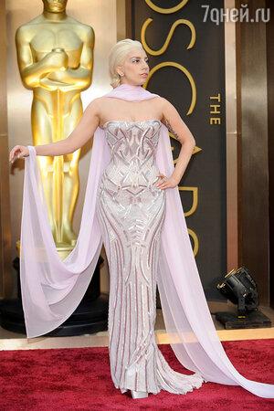 Леди Гага на церемонии «Оскар-2014»